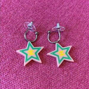 Chanel ⭐️ cc earrings